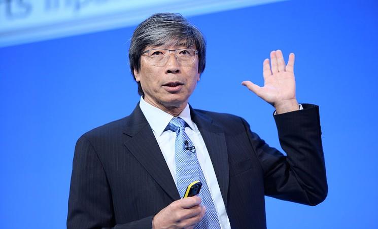 Dr. Patrick Soon Shiong